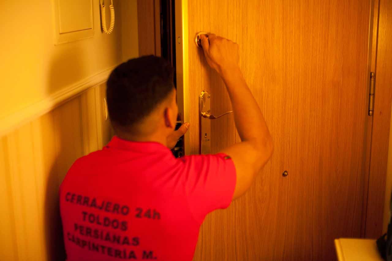 Apertura de Puertas. Cerrajeros Madrid