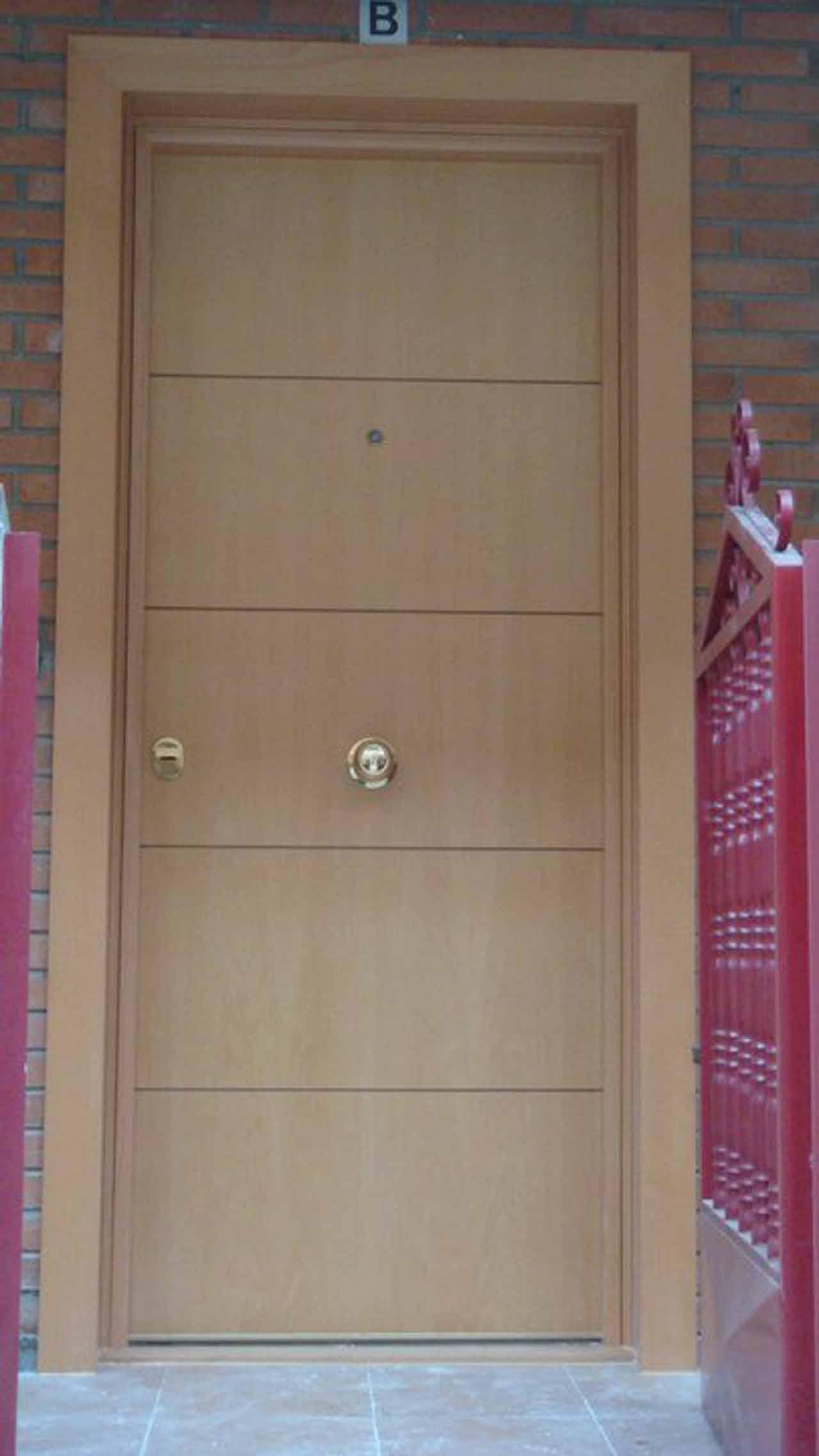 Como Poner Puertas Colocar Puerta Corredera Empotrada En Pared  ~ Puertas Acorazadas El Corte Ingles